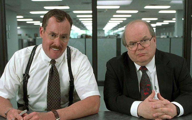 Office Space movie screenshot